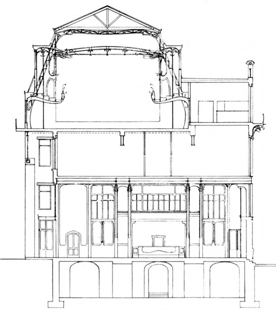 Hidden Architecture Maison Du Peuple House Of The People Hidden Architecture