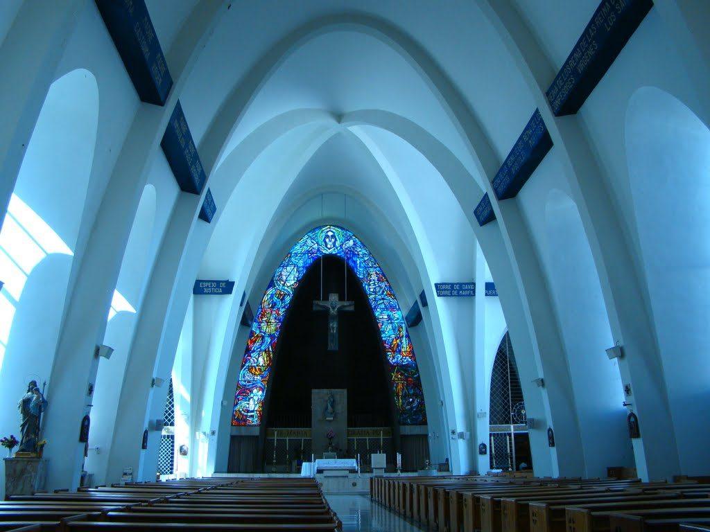Hidden Architecture » Iglesia De La Purísima Concepción