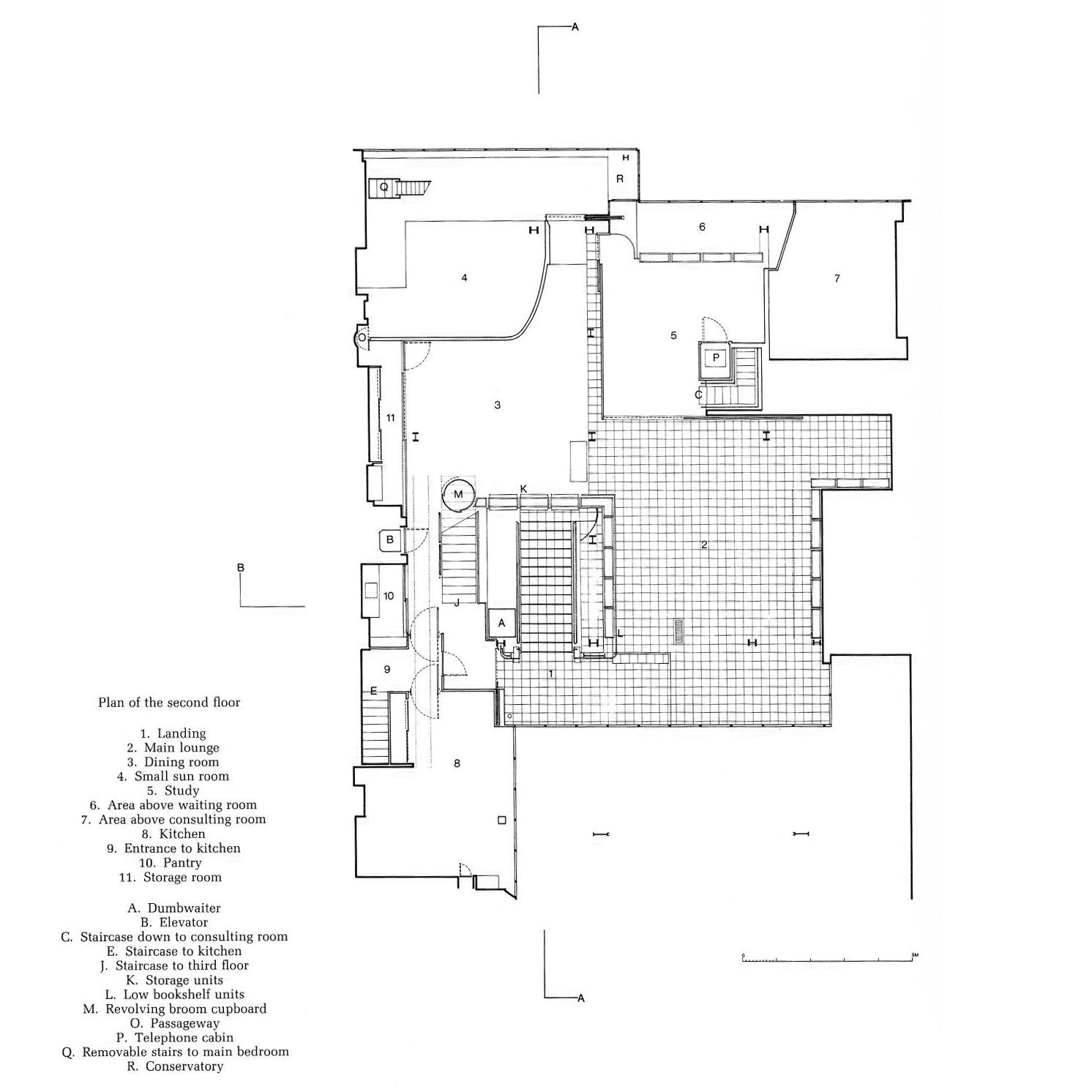 Hidden Architecture Maison Verre Hidden Architecture