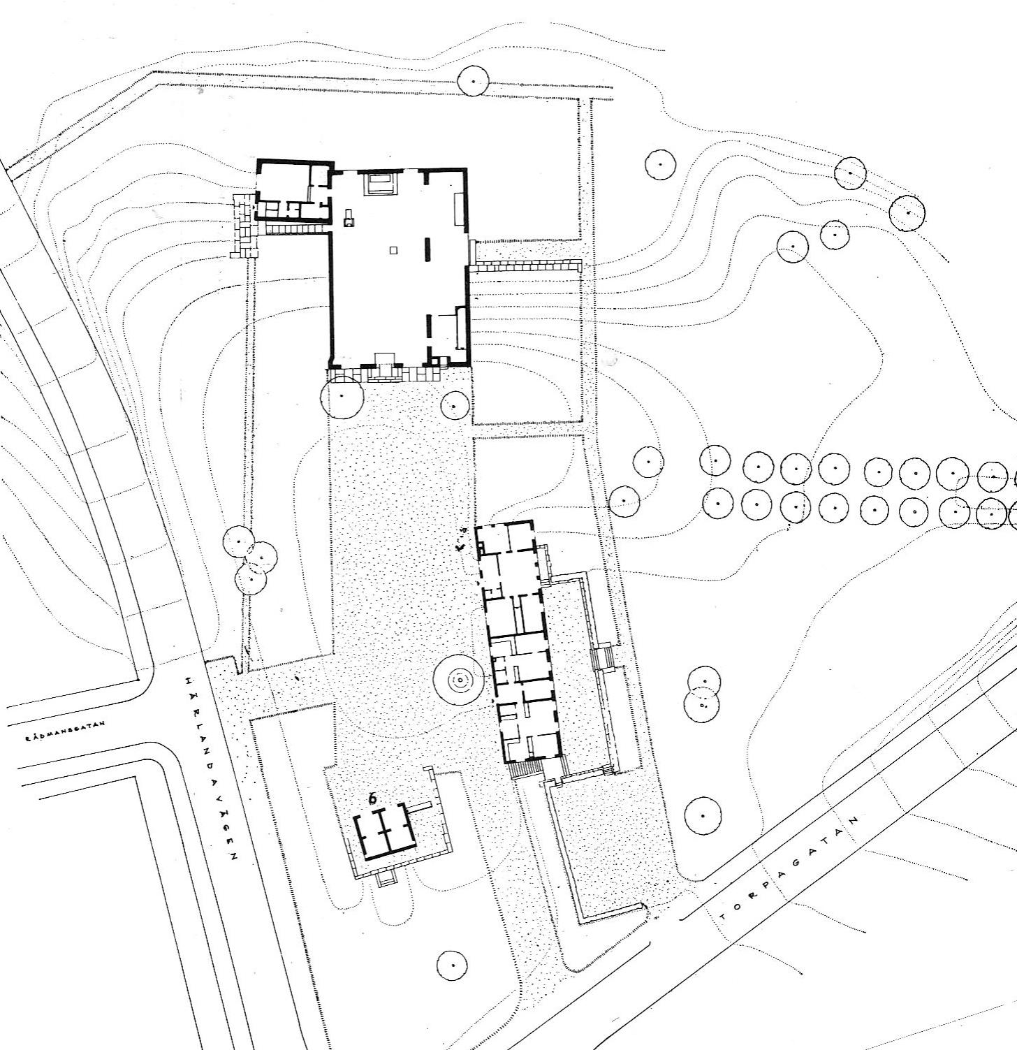 Hrlanda planer 11-manna, 7-manna, grs Gteborg karta