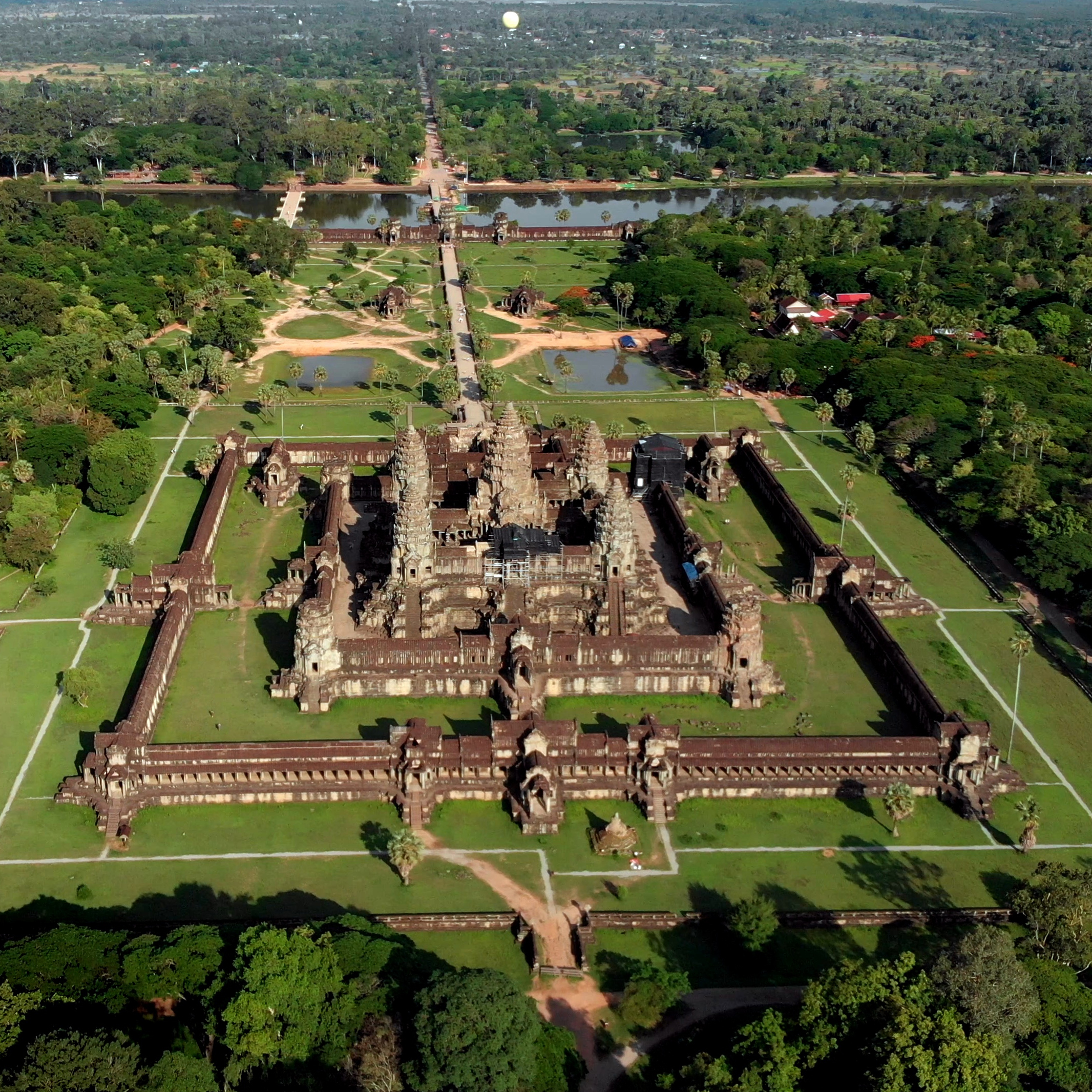 Hidden Architecture » Angkor Wat Temple - Hidden Architecture